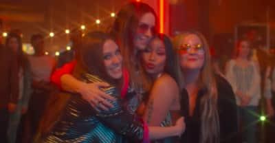 Watch Nicki Minaj be a good friend in a cut SNL Haim parody