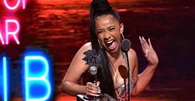 Cardi B ties Beyoncé on Billboard record
