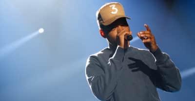 Chance The Rapper pitched a movie idea involving Donald Trump