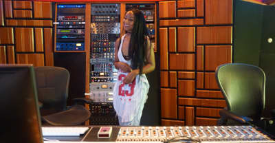 Meet Kesha Lee, The Engineer Bringing Your Favorite Atlanta Artists' Songs To Life