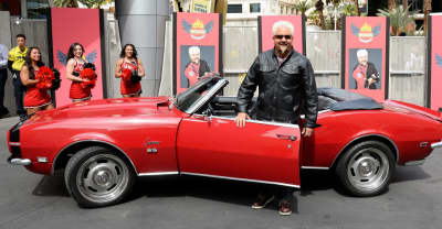 New Year's Eve is your last chance to eat at Guy Fieri's Times Square restaurant