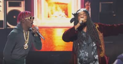 Watch Lil Yachty Perform With D.R.A.M. And Dae Dae At The BET Hip-Hop Awards