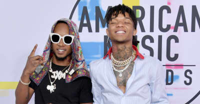 Swae Lee opens up about his pet monkey Lil' G and his love for wildlife