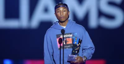 Watch Pharrell's Politically-Charged Speech At VH1's Hip-Hop Honors