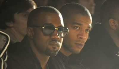 Kanye West and Kid Cudi unveil Kids See Ghosts album art