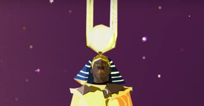 Watch The Animated Story Of Sun Ra's Afrofuturist Journey, Narrated By Little Simz