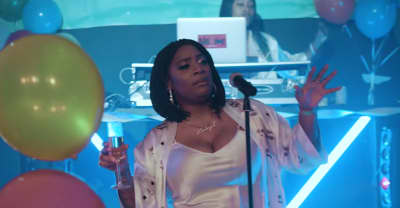 """Watch Kamaiyah Throw Down At A Pajama Party In """"Freaky Freaks"""" Video"""