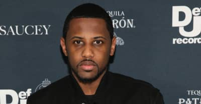Fabolous arrested on domestic violence charges