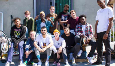 Brockhampton announce their fourth studio album Team Effort