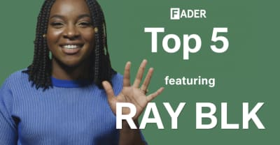 The Top 5 R&B Albums According To RAY BLK