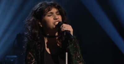 Watch Alessia Cara Perform On Saturday Night Live