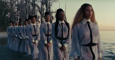 "Beyoncé's ""Love Drought"" And ""Sandcastles"" Are Now Available As Standalone Videos"