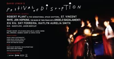 David Lynch Holding Festival Of Disruption In LA