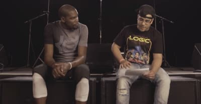 Kevin Durant Calls Drake His Favorite Rapper In New Interview