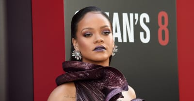 """Rihanna reportedly has """"500 records"""" to choose from for her upcoming reggae album"""
