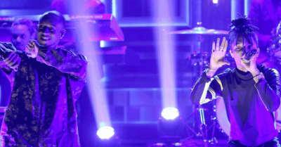 "Watch Rae Sremmurd Perform ""Swang"" On The Tonight Show"