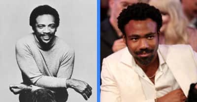 Quincy Jones wants Donald Glover to play him in a TV biopic