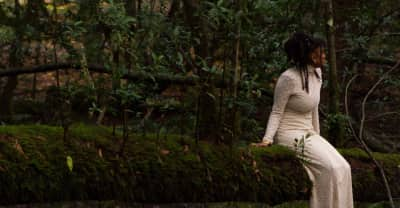 """Arima Ederra Finds Life Through Nature In The Video For """"In My Garden"""""""