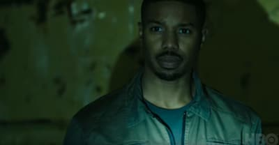Watch the Fahrenheit 451 trailer with Michael B. Jordan and Michael Shannon