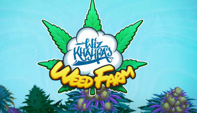 Wiz Khalifa Is Launching A Weed Mobile Game
