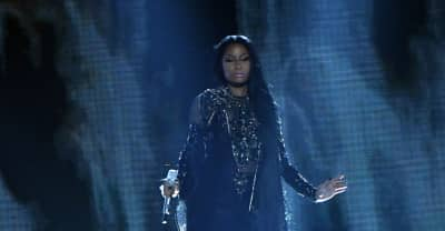 Watch Nicki Minaj Perform A Four-Song Medley At The 2017 Billboard Music Awards