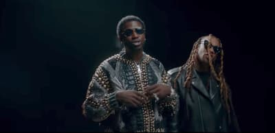"Gucci Mane recruits Ty Dolla $ign for his ""Enormous"" video"