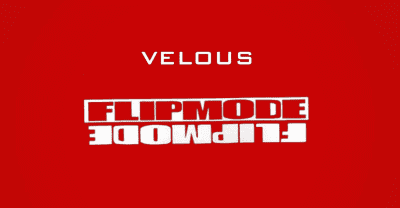 "Multi-Talented Velous Steps Into The Booth On ""FlipMode"""