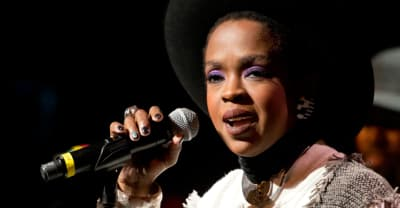 "Lauryn Hill Shares Updated Version Of ""Rebel/I Find It Hard To Say"""