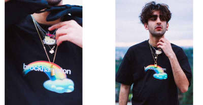 Brockhampton just shared the lookbook for their new run of merch