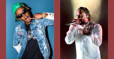 "Rich The Kid recruits Kendrick Lamar for ""New Freezer"""