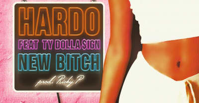"Hear Hardo Link With Ty Dolla $ign On ""New Bitch"""