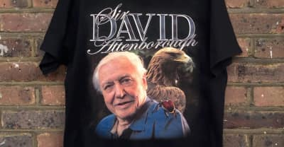 If You Really Love Someone, Get Them This David Attenborough T-Shirt For Christmas