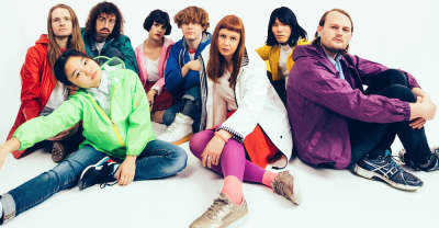 "Superorganism aims for the A-list with ""Everybody Wants To Be Famous"""