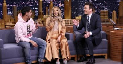 Watch Cardi B stake her claim to be the next Tonight Show host