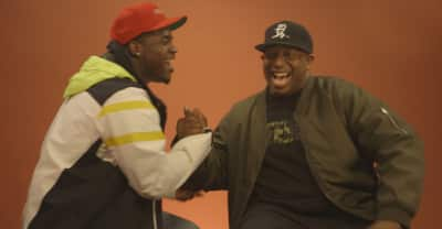 A heartwarming chat between A$AP Ferg and DJ Premier
