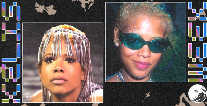 How Kelis came up with some of her most awe-inspiring hair moments