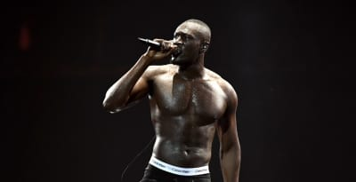 Stormzy called out Theresa May at the BRIT Awards