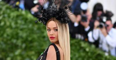 "Rita Ora responds to ""Girls"" criticism on Twitter"