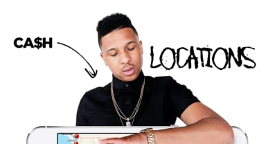 """CA$H Of TK N Cash Boasts About His Girls All Over The World On """"Locations"""""""