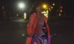 "Jessy Lanza Goes On A Neon Bike Tour In ""Oh No"""