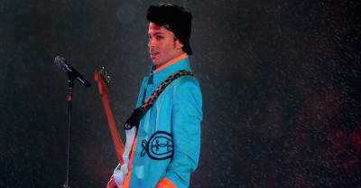Prince's photos and poetry will be released in a new book