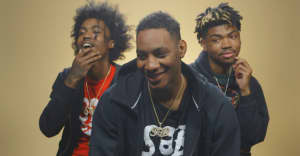 Watch SOB x RBE talk growing up in Vallejo, recruiting Swaggy P to the Warriors, and more