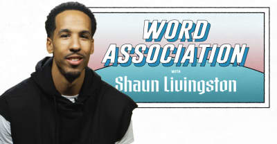 Word Association with NBA champion Shaun Livingston