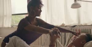 "Justine Skye Is Stuck In A Tricky Romance In The ""Back For More"" Video Featuring Jeremih"