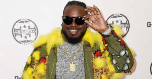 T-Pain launches Wiscansin University to celebrate new merch