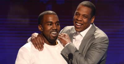 "JAY-Z on friendship with Kanye West: ""That's my brother"""