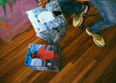 Frank Ocean's Boys Don't Cry Zines Have Yet To Arrive In Apple Stores