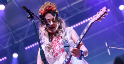 "Watch Speedy Ortiz perform their distorted new track ""Lean In When I Suffer"""