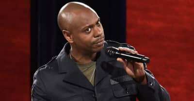 Dave Chappelle earned his first-ever Grammy nomination for Best Comedy Album