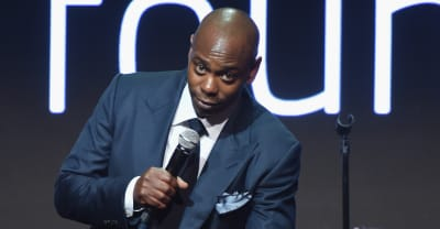 Watch a clip from Dave Chappelle's new Netflix special